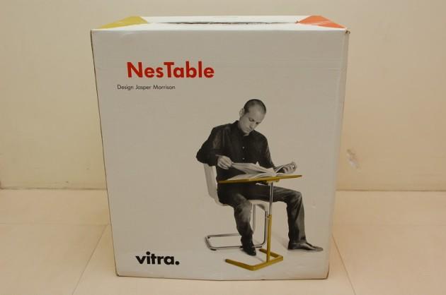 Vitra NesTable外盒