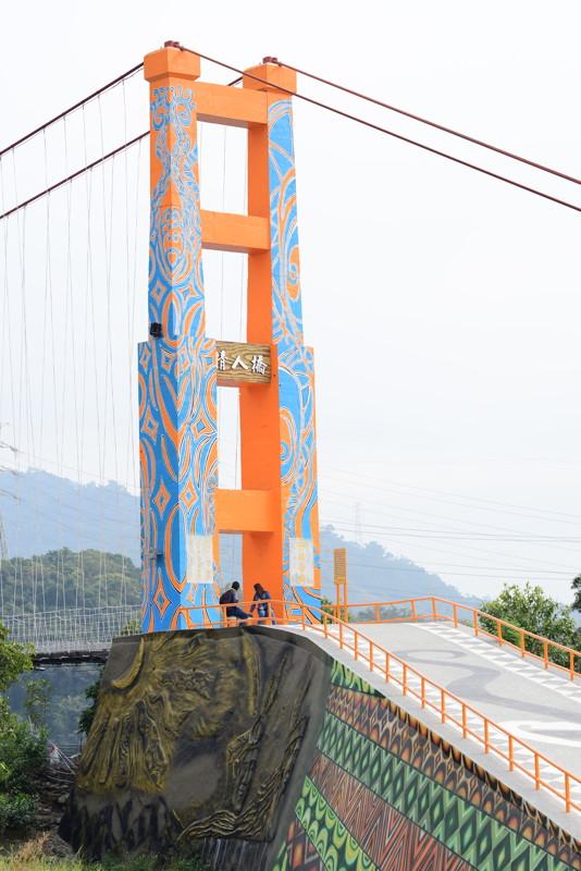 丹林吊橋1