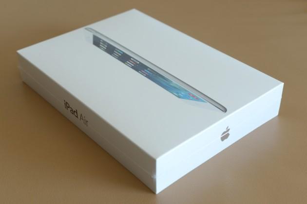 iPad Air外盒