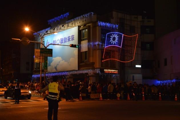 反服貿@中國國民黨台南市黨部前5
