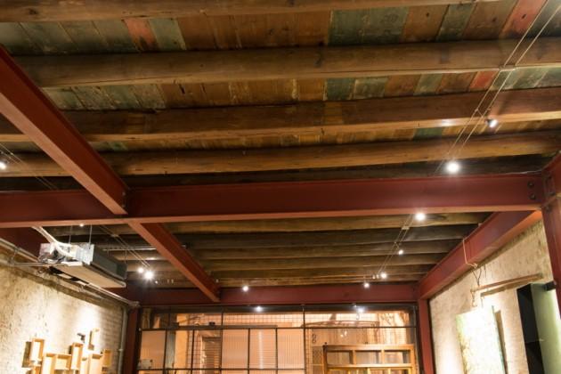 一樓天花板