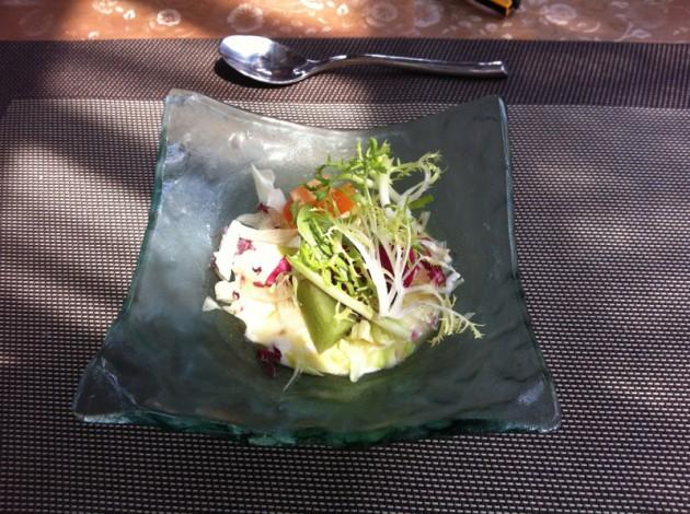 沙拉@洛義 義式料理2F