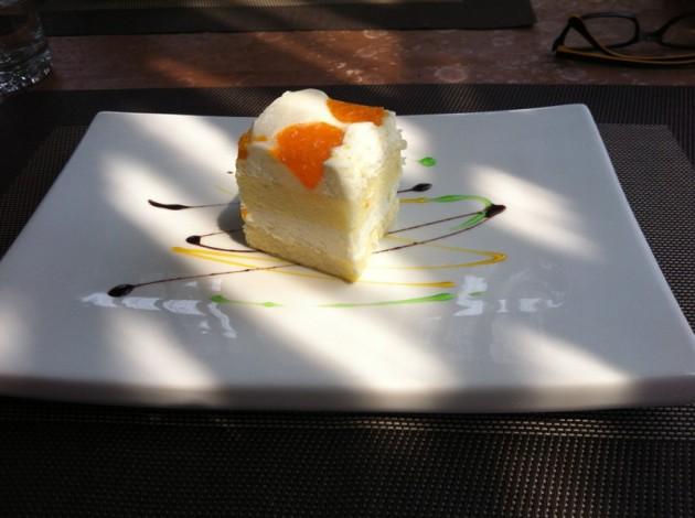 蛋糕@洛義 義式料理2F