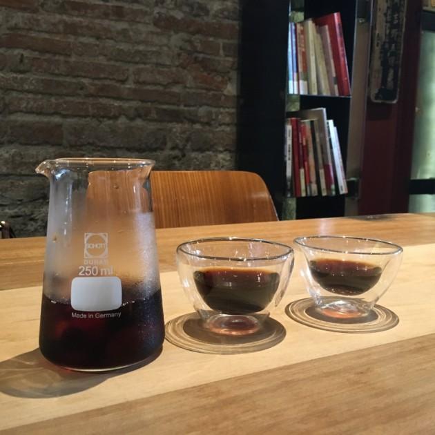 冰滴咖啡@Wabi Sabi 和寂2