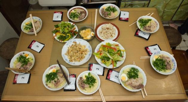 晚餐:一蘭拉麵及其他
