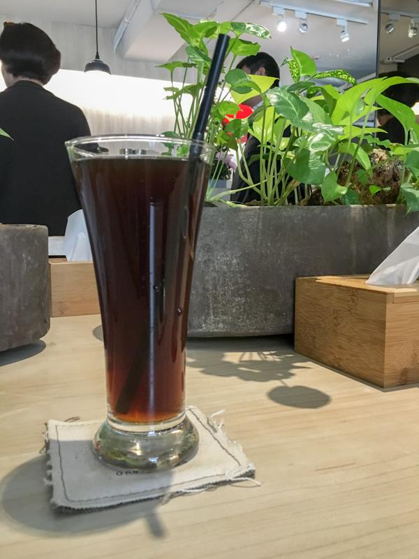 紅茶@一方日朝食